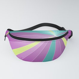 Rays abstract Fanny Pack