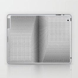 Binary Rooms Laptop & iPad Skin