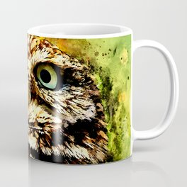 owl portrait 5 wsstd Coffee Mug