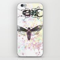 bugs iPhone & iPod Skins featuring Bugs! by Maria Enache