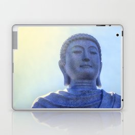 Meditating Buddha Laptop & iPad Skin