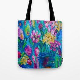 A Dreamer's Garden Tote Bag