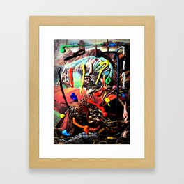 Vortex (2013) Framed Art Print