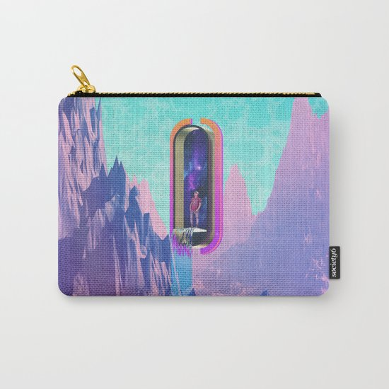 Cosmic Drain Carry-All Pouch