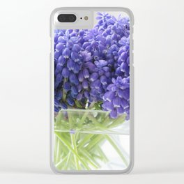 Spring Indoors Clear iPhone Case