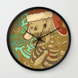 No much time! Wall Clock