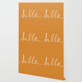 Hello, Pumpkin Wallpaper