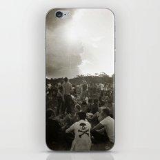 { festival } iPhone & iPod Skin