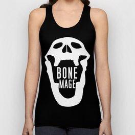 Bone Mage Skull  Unisex Tank Top