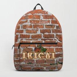 IKIGAI - Brick Backpack