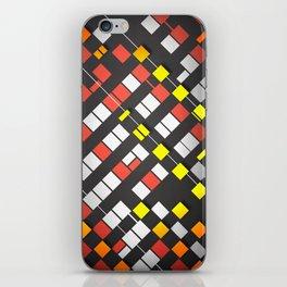 Breakout Pattern iPhone Skin