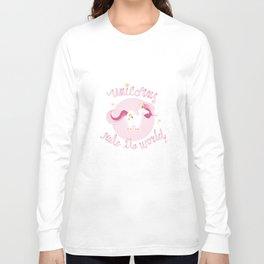 UNICORN RULE THE WORLD Long Sleeve T-shirt