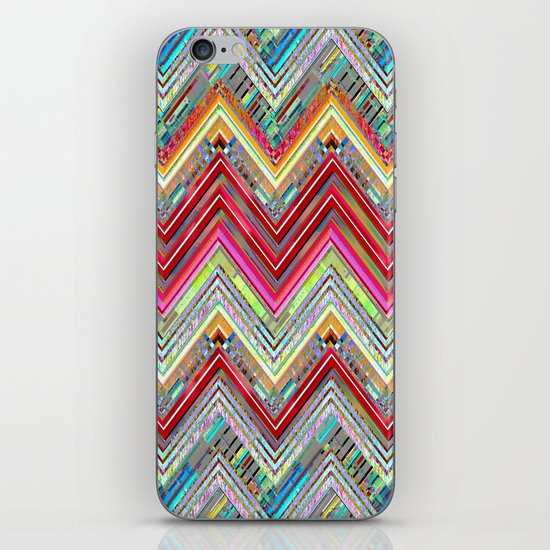 Tribal Chevron iPhone Skin