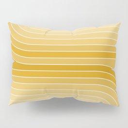 Gradient Curvature VII Pillow Sham