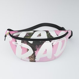 Stay Rad Fanny Pack