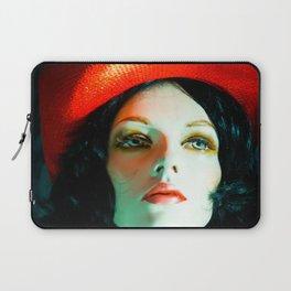 SALLY PORCELAIN #2 Laptop Sleeve