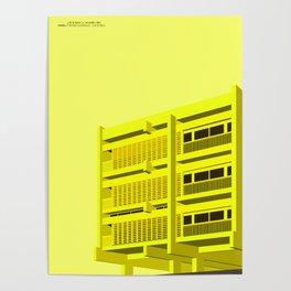 [INDEMENDENT] BUILDING A - LOUIS RIOU - HENRI TASTEMAIN Poster