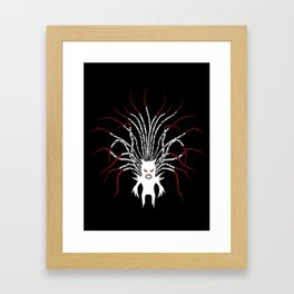 Karma Fairy [LIGHT] Framed Art Print
