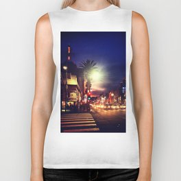 Hollywood BLVD. Biker Tank