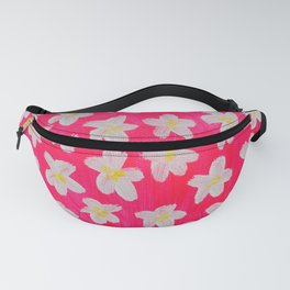 Pink Lacy Fanny Pack