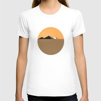 pyramid T-shirts featuring Pyramid  by TLineInc