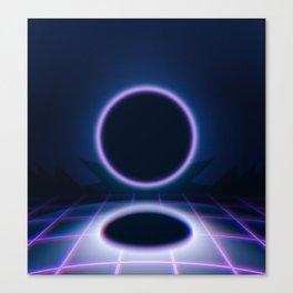 ECLIPSE 2043 Canvas Print