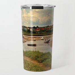 Norfolk Saltmarshes Travel Mug