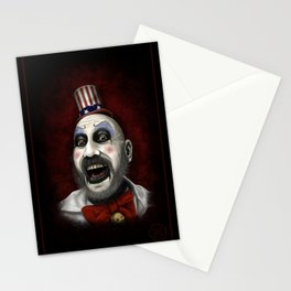 Captain Spaulding Stationery Cards