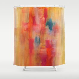 Improvisation 13 Shower Curtain