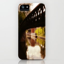 Canal Dreams iPhone Case