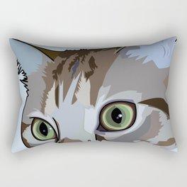 Sophie Cat Rectangular Pillow