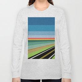 """Moment #15"" Montana Gold Spray Paint on Birch Panel 16″ x 16″ x 1.5"" *Original Sold. Long Sleeve T-shirt"