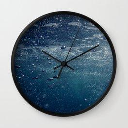 UNDERWATER I. Wall Clock