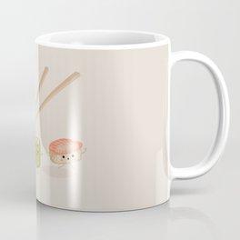 Running Sushi Coffee Mug
