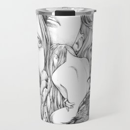 To Dream is to Die - Line Travel Mug