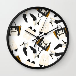 Accessories of the Frow SS18 Wall Clock