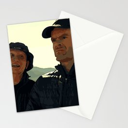 Me And My Best Friend Barry Stationery Cards