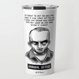 Hannibal Lecture Travel Mug