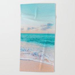 Ocean Bliss #society6 #society6artprint #buyart Beach Towel