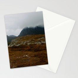 Cradle Under Fog Stationery Cards