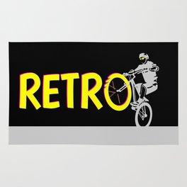 Retro Bike Rug
