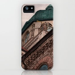 St. Aldabert Church iPhone Case
