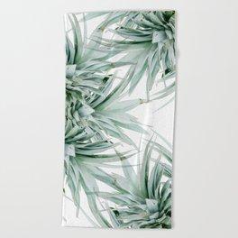 Mandala Pineapple Beach Towel