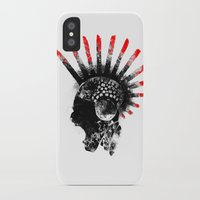 cyberpunk iPhone & iPod Cases featuring cyberpunk by rope