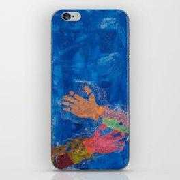 Humanitas 6 iPhone Skin