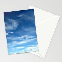 Blue Sky | Clouds | Spiritual | Zen | Nadia Bonello Stationery Cards