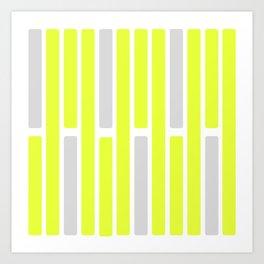 Lemon Bars Art Print