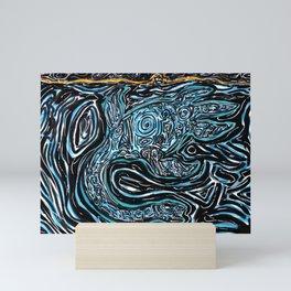 Underwater Secrets Mini Art Print