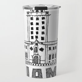Miami - Freedom Tower Travel Mug
