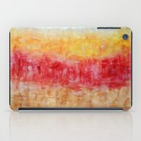 the strokes iPad Cases featuring Strokes by Bonnie J. Breedlove